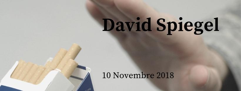 Incontro con David Spiegel