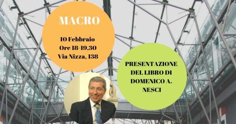 Presentazione del libro di Domenico A. Nesci