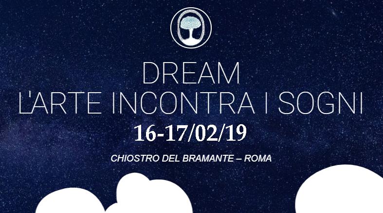 Dream: l'Arte incontra i Sogni